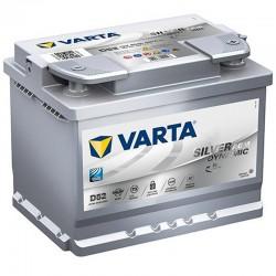 Batería Varta D52 60Ah 12V...