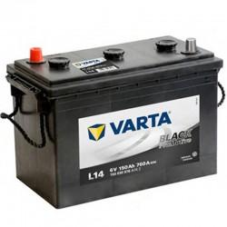 Batería Varta L14 150Ah 6V...