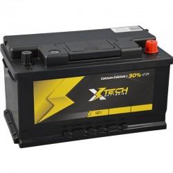 Batería Xtech BTF17 12V. 80Ah.