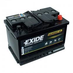 Batería Exide ES650 12V...