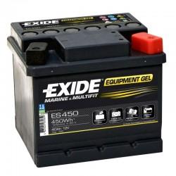 Batería Exide ES450 12V...