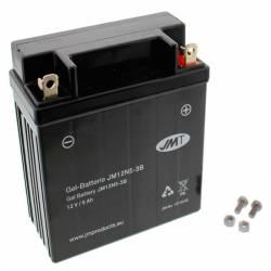 Batería Moto 12N5-3B GEL JMT