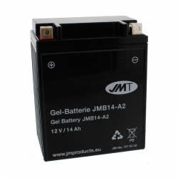 Batería Moto YB14-A2 GEL JMT