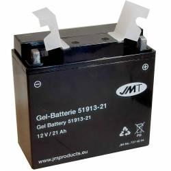 Batería Moto 51913-21 GEL JMT