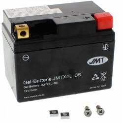Batería Moto YTX4L GEL JMT