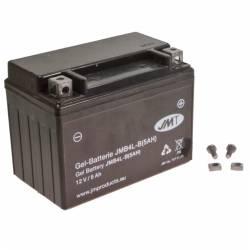 Batería Moto YB4L-B GEL JMT