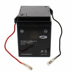 Batería Moto 6N4-2A-4 GEL JMT
