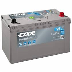 Batería Exide 12V. 95Ah. EA954