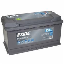 Batería Exide 12V. 100Ah....