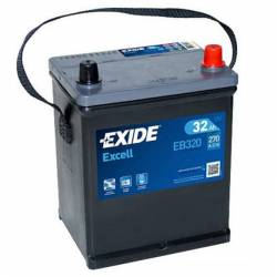 Batería Exide 12V. 32Ah. EB320