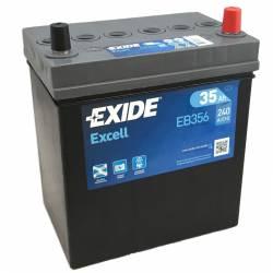 Batería Exide 12V. 35Ah. EB356