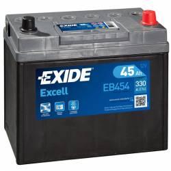 Batería Exide 12V. 45Ah. EB454