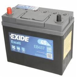 Batería Exide 12V. 45Ah. EB457