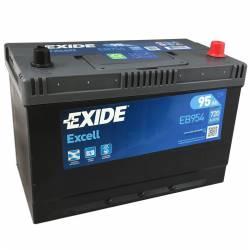 Batería Exide 12V. 95Ah. EB954
