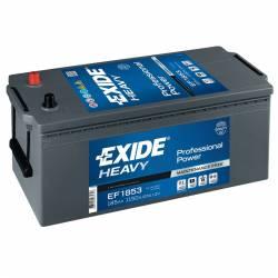 Batería Exide 12V. 185Ah....
