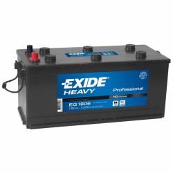 Batería Exide 12V. 180Ah....