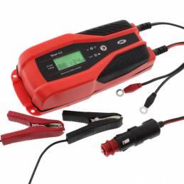 Cargador de baterías 12V....