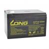 Batería cíclica Long AGM 12V. 14Ah. WP14-12SE