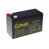Batería cíclica Long AGM 12V. 7,2Ah. WP7.2-12