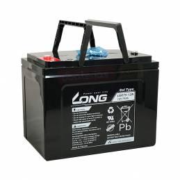 Batería LONG de GEL 12V. 75Ah.
