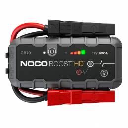 Arrancador booster NOCO GB70 de litio en dbaterias.com