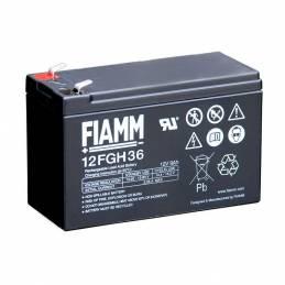Batería FIAMM 12FGH36 12V...