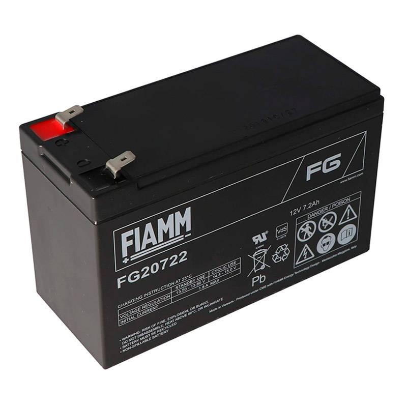 Batería Fiamm FG20722, comprar ahora en distribuidor para España