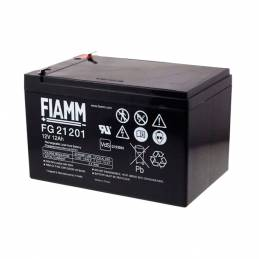 Batería FG21201 FIAMM 12V....