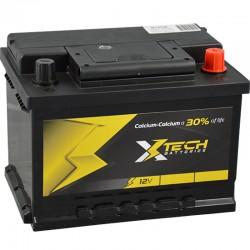 Batería Xtech BT60B 12V. 60Ah.