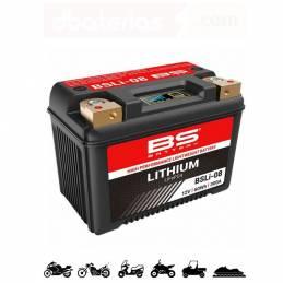 Batería de litio BSLI-08...