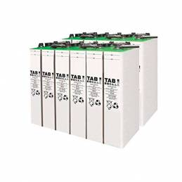 Batería solar estacionaria 24V 1137Ah. TAB los mejores precios