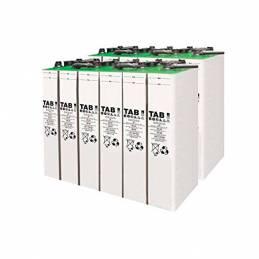 Batería solar estacionaria 24V 1300Ah. TAB los mejores precios
