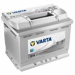 Batería Varta D15 63Ah 12V