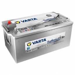 Batería Varta C40 240Ah 12V