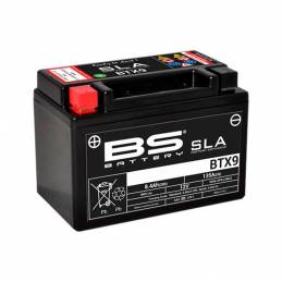 BS Battery BTX9 12V. 8Ah....