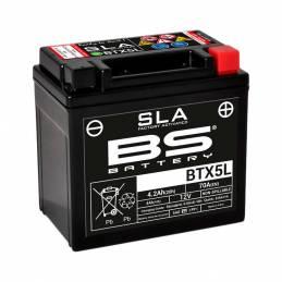 BS Battery BTX5L 12V. 4Ah....