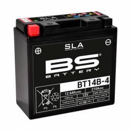 yt14b-4 batería sellada y activada. BS Battery