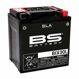 BS Battery BIX30L 12V.30Ah....