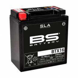 ytx16bs batería sellada y activada. BS Battery
