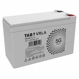 Batería AGM 12V. 7,2Ah....