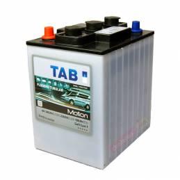 Trojan t105 bateria de 6 voltios y 240 amperios