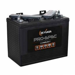 Batería Yuasa 12V. 150Ah. aplicación de tracción eléctrica