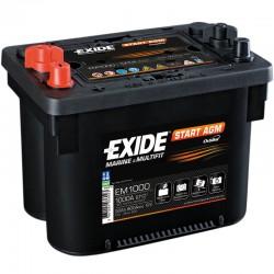 Batería Exide EM1000 12V...