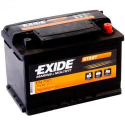 Batería Exide EN750 12V...