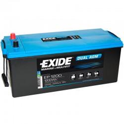 Batería Exide EP1200 12V...