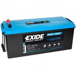 Batería Exide EP1500 12V...