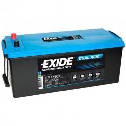 Batería Exide EP2100 12V...