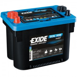 Batería Exide EP450 12V...