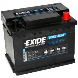 Batería Exide EP500 12V...