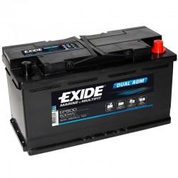 Batería Exide EP800 12V...